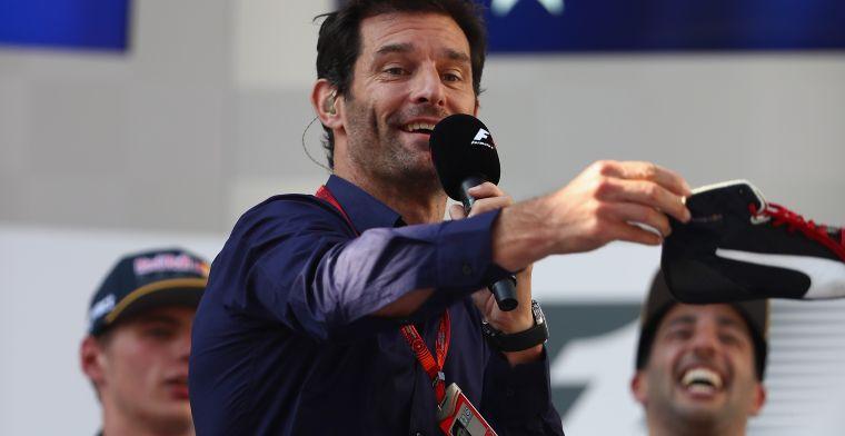 Webber ziet dilemma voor jong talent: Hij mag volgend jaar niet racen