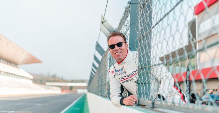 Nieuwe baan Doornbos: voormalig coureur wordt directeur bij Porsche-dealer