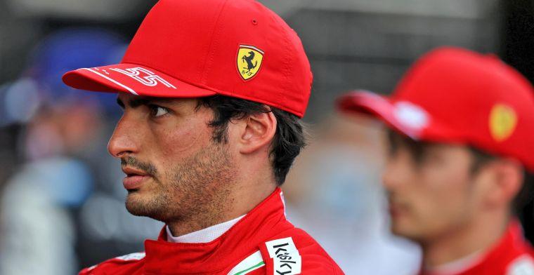 Ondanks strijd in het kampioenschap, is Sainz trots op McLaren na Monza