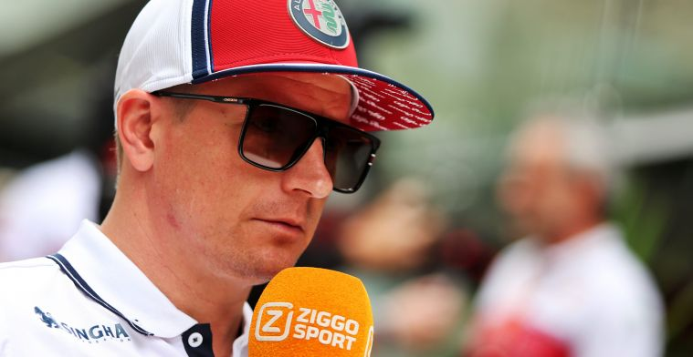 Exasperated Raikkonen: Why do I have to answer this?