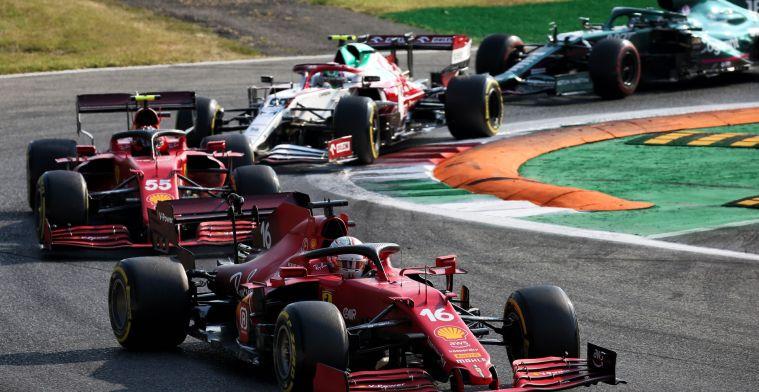 'Als ze de reversed grid invoeren denk ik dat ik de sport verlaat'