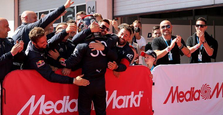 Nieuwe teamgenoot van Verstappen?: 'Dat toont de interesse in hem'