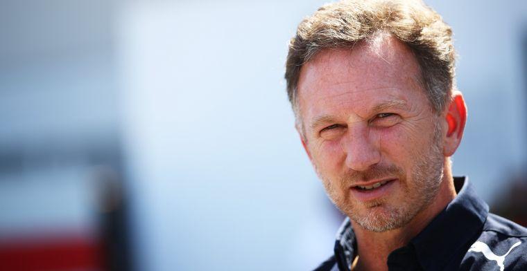 Horner: 'Max heeft een strijdlustig karakter, wie zijn rivaal ook is'