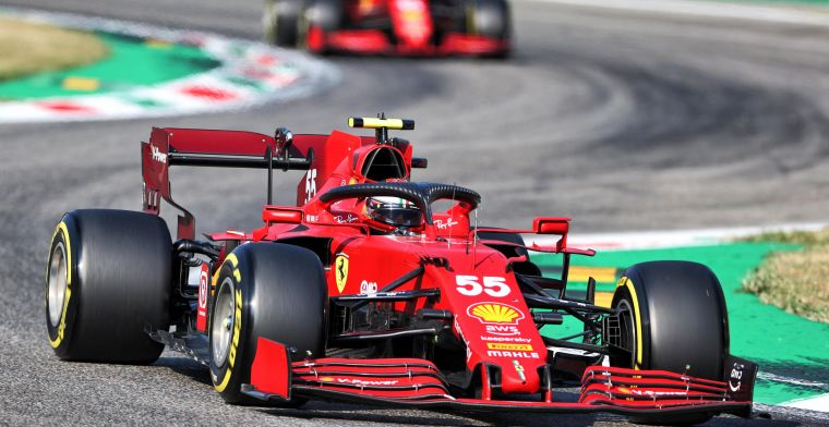 Ferrari hope to overtake McLaren with engine update, but risk grid penalty