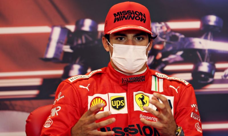 Laatste Formule1 Nieuws Carlos Sainz