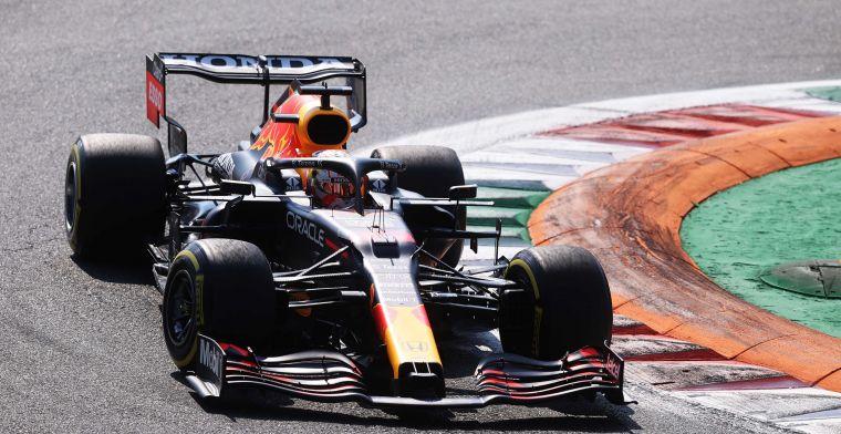 'Verstappen en Red Bull zijn favoriet voor zeven van de laatste acht races'