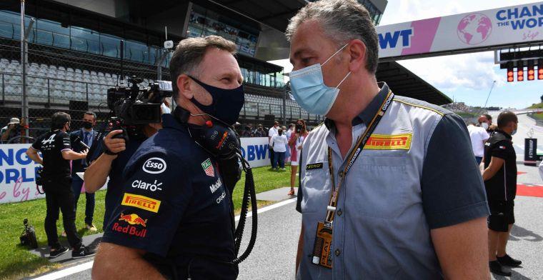 Pirelli geeft Mercedes een 'update': 'Oneerlijk ten opzichte van Red Bull'