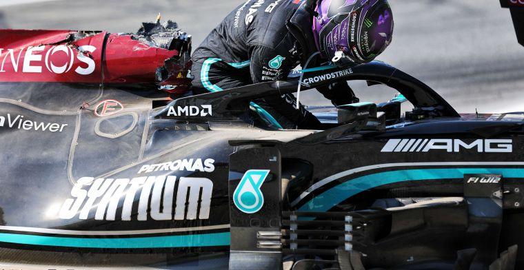 Ralf Schumacher thinks Hamilton 'overdramatized' his neck problems