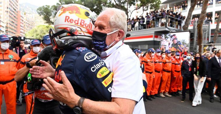Marko over motorwissel Verstappen: Godzijdank is inhalen mogelijk in Sochi