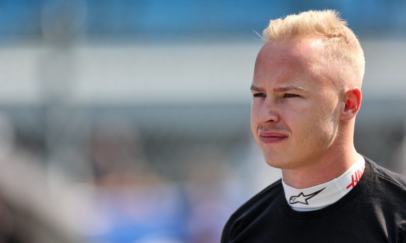 Laatste Formule1 Nieuws Nikita Mazepin