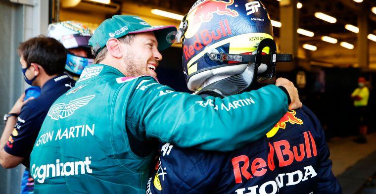 Vettel ziet Aston Martin kampioen worden: Ik denk dat het team zal slagen