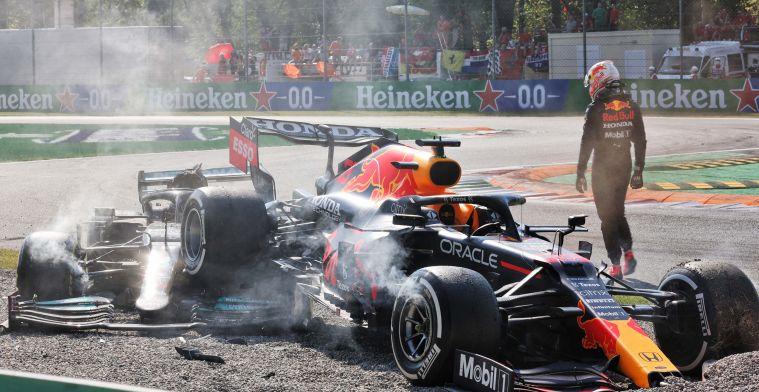 F1-baas ziet crash Verstappen en Hamilton als positief: Ze maken er een show van