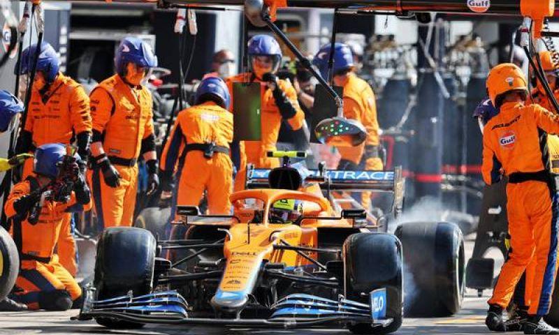 Laatste Formule1 Nieuws McLaren