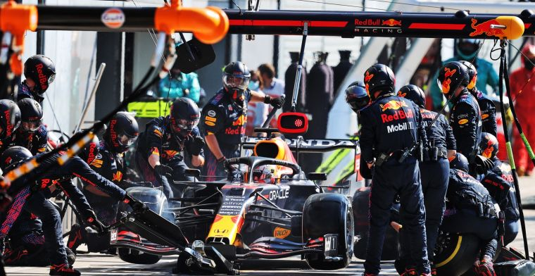 Verstappen supported in world title race: 'Think it's going to be Max'