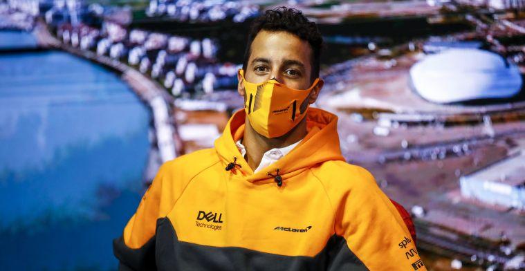 Ricciardo over overwinning: 'Mijn vader gedroeg zich als een kind'