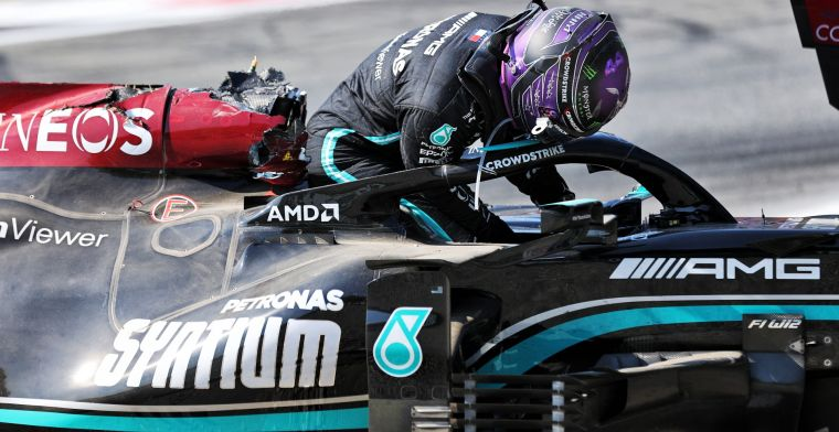 Hamilton geeft Verstappen belangrijke les: 'Soms is dat belangrijker'