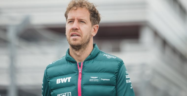 Vettel: 'Alleen de tijd gaat ons het antwoord geven'