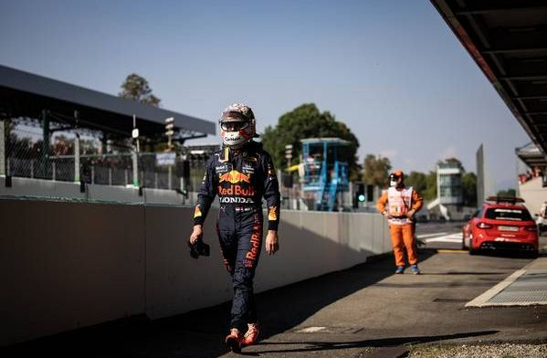Verstappen did not see penalty coming: 'Was surprised, but the stewards decide'