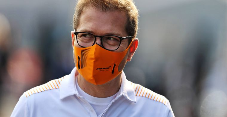 McLaren hoopt te kunnen profiteren van meer crashes tussen Max en Hamilton