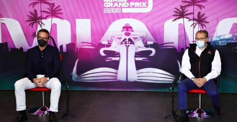 Grand Prix van Miami bevestigt datum op F1-kalender voor 2022