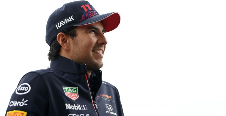 Perez sees stronger Red Bull in Sochi: 'Great hope to be ahead of Mercedes'
