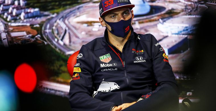 Verstappen jokes about rules: 'Maybe we have to work with traffic lights'