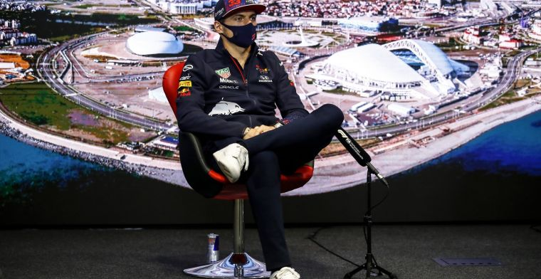 Verstappen looks ahead to 2025: 'I don't mind'