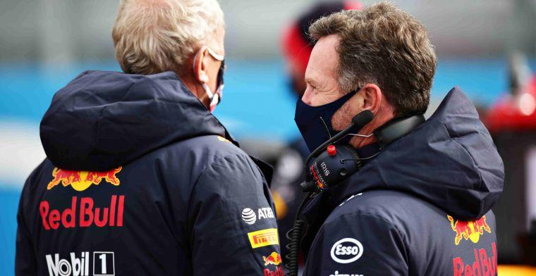 Topman Red Bull: Hij zal in 2022 voor ons rijden in de Formule 2