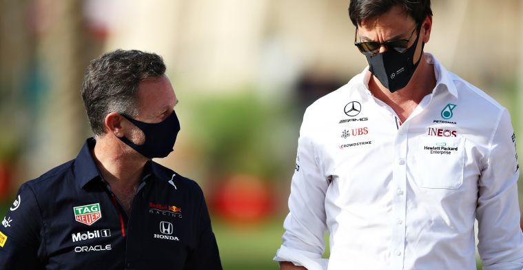 Wolff disagrees with Stewart: 'Verstappen's development impressive'