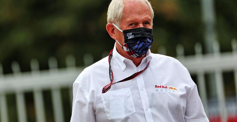 Marko on complaining Verstappen: We still have to work on it
