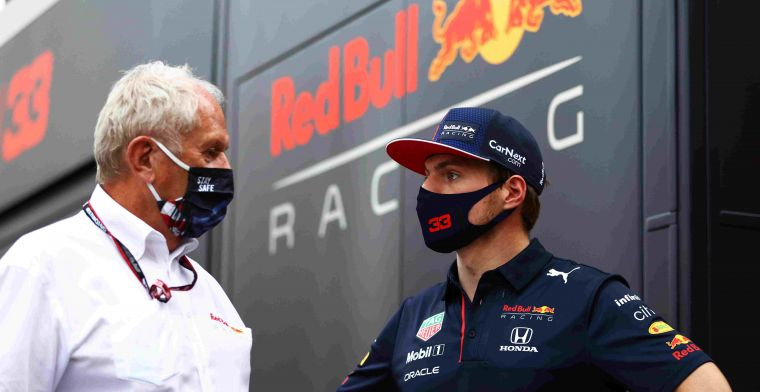 Marko: We assume Mercedes will take the penalty there