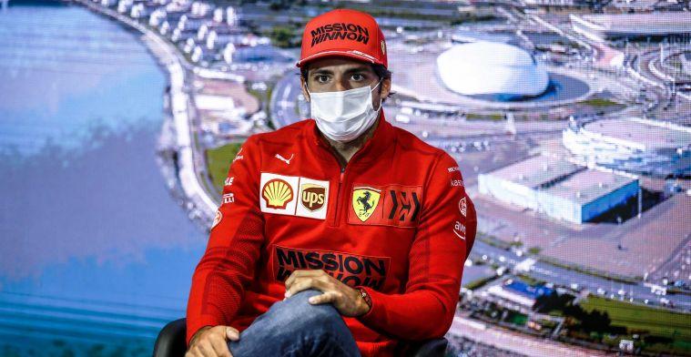 Sainz ziet al zijn oude teams een race winnen: 'Ferrari is de beste plek'