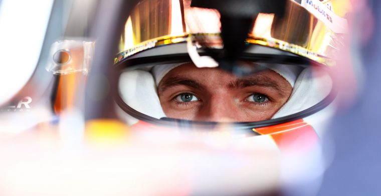 Verstappen zet zinnen op andere zaken: 'Wil dan even niet over F1 praten'