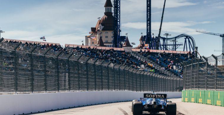 LIVE | Eerste vrije training voor de Grand Prix van Rusland 2021