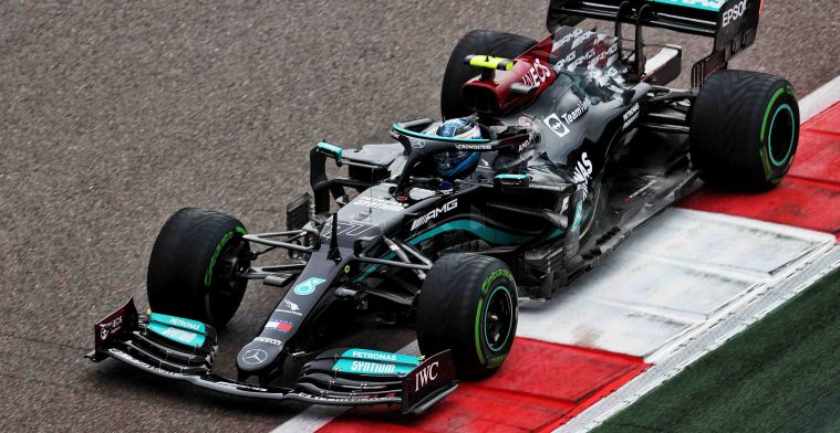 Bottas hopeful after P7: 'At least I'm not starting from the back'