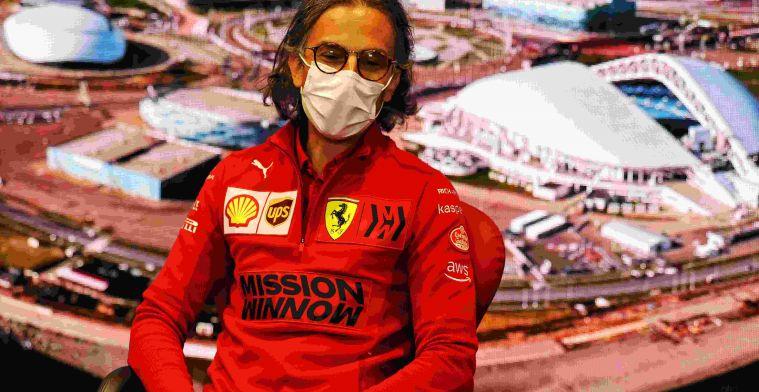 Ferrari sees Sainz on P2: It really wasn't easy