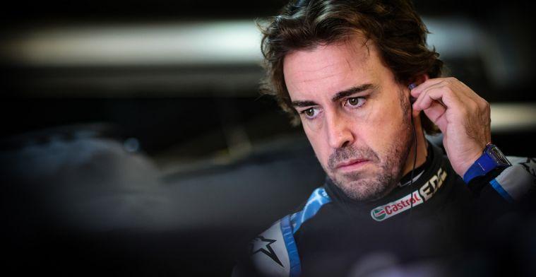 Verstappen zorgt voor zorgen bij Fernando Alonso