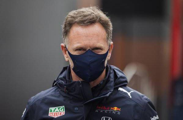 Horner verklaart strategie Verstappen: 'Beloning was het risico niet waard'