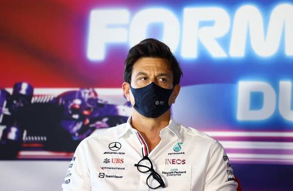 Toto Wolff: Today was no mistake