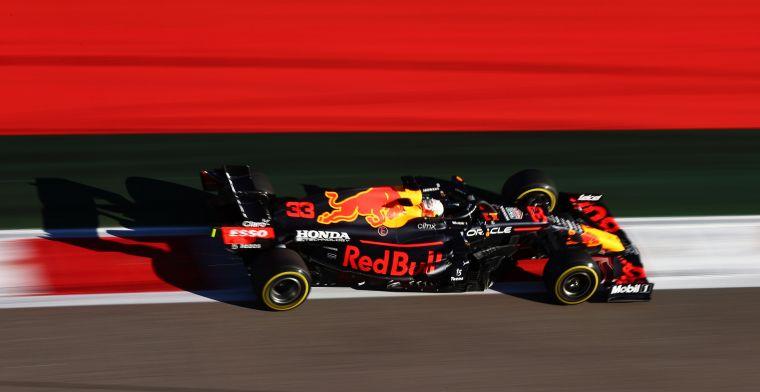 Friday: Mercedes dominates, Red Bull decides on Verstappen engine change