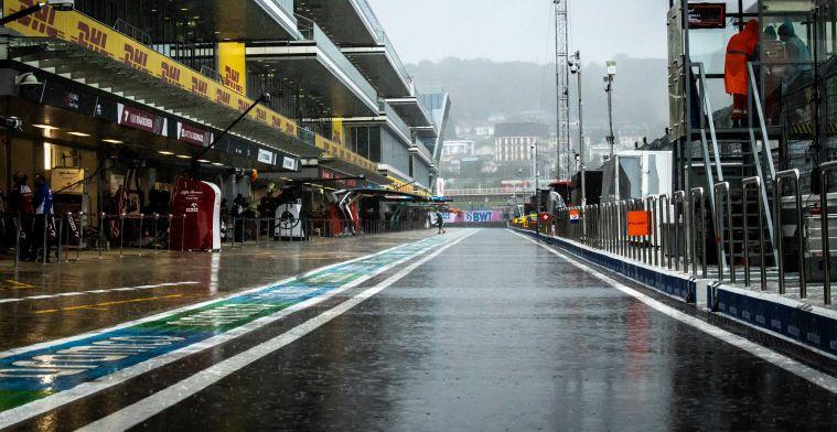 Tijdschema F2 en F3 omgegooid voor kwalificatie Formule 1 in Sochi