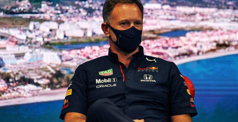 Horner: Verstappen had het seizoen kunnen uitrijden zonder motorwissel