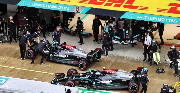 Verstappen over fout Hamilton: Dat weet hij zelf ook wel