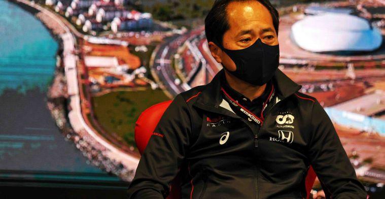Tanabe disappointed: Not the best of results for the Honda drivers