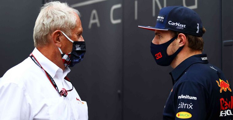Marko analyses: Verstappen changed at crucial moment
