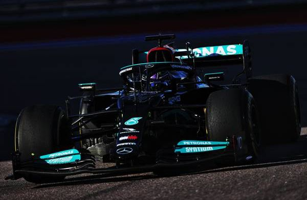 Hamilton delighted but sees Verstappen in P2: Max did a great job