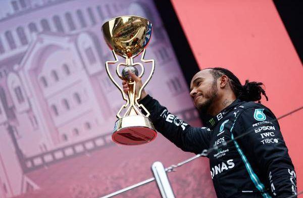 Hamilton acknowledges Verstappen: Driving against such phenomenal talent