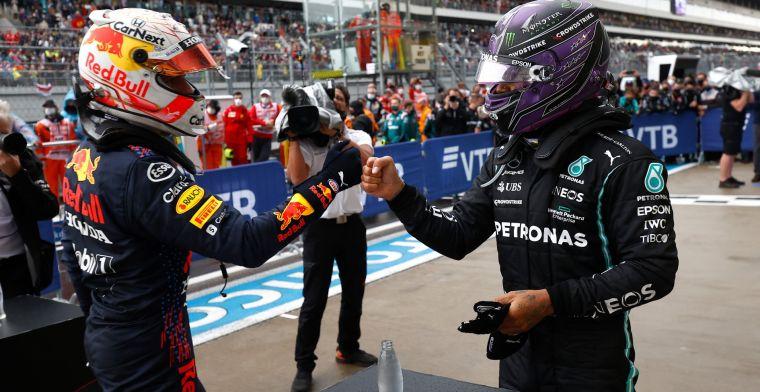 Verstappen favoriet voor wereldtitel: 'Max maakt een betere indruk'