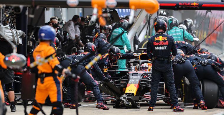 Verstappen had een zware uitdaging: 'Dát maakte het extra knap'