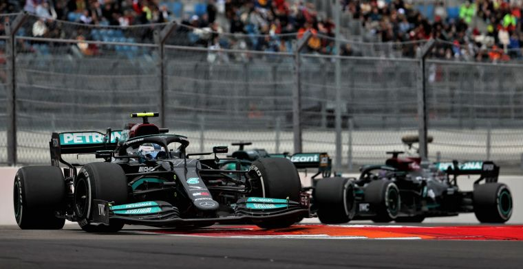 Bottas disappointed with team: 'That saved the day'